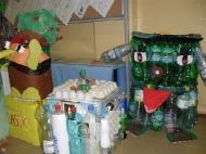 Konkurs ,,Kosz na śmieci z odpadów
