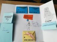 Kreatywni w lapbookach