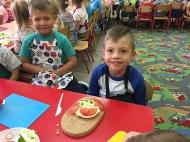 Zdrowe śniadanie przedszkolaków